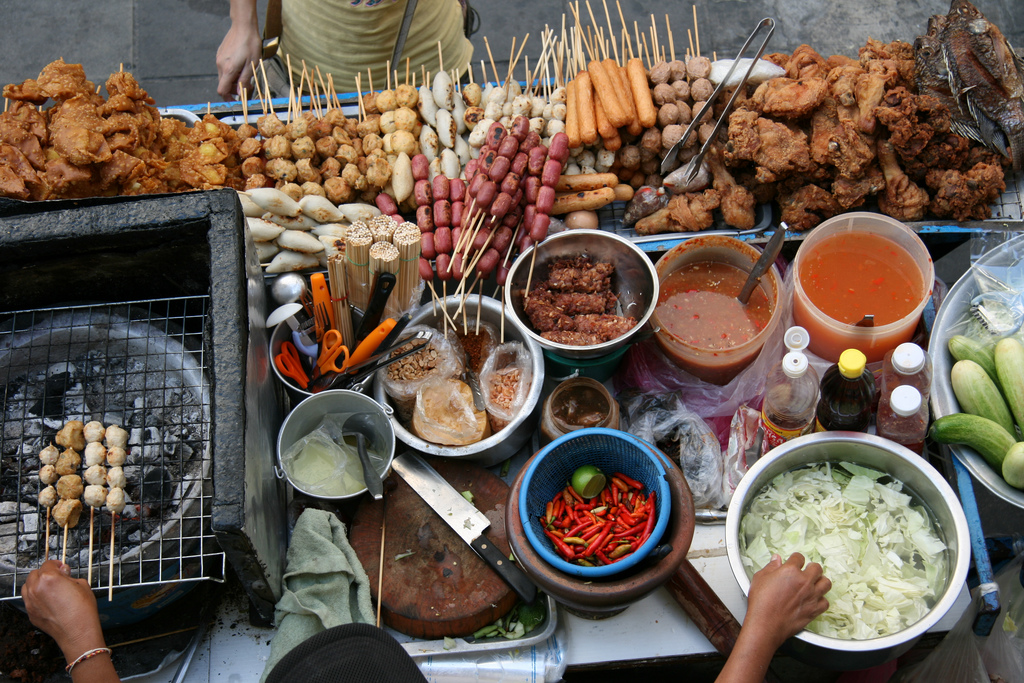We Rank The 10 Best Street Food Cities In The World