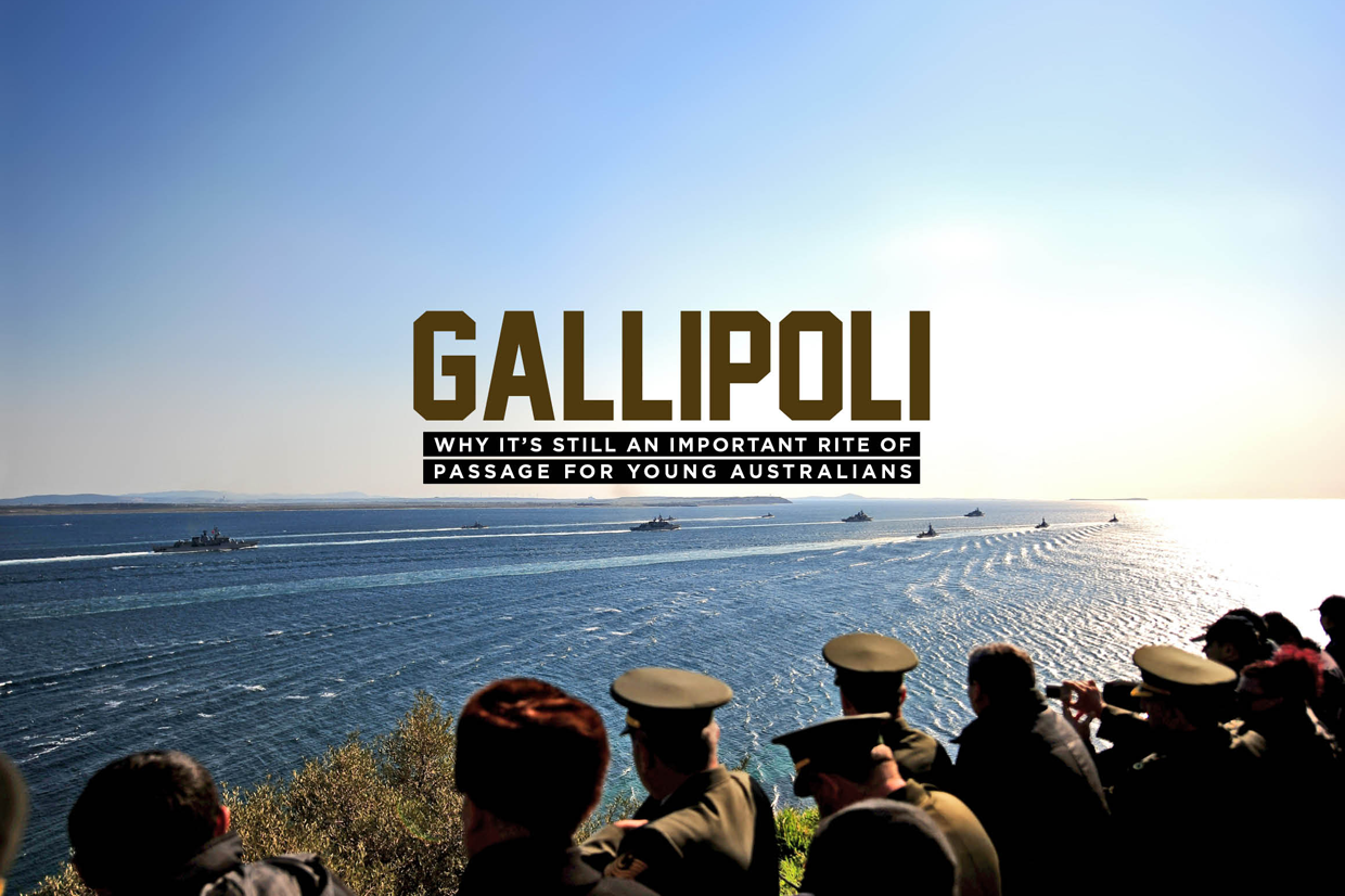 1bfad82b55 Why Gallipoli Is Still An Important Rite Of Passage For Young ...