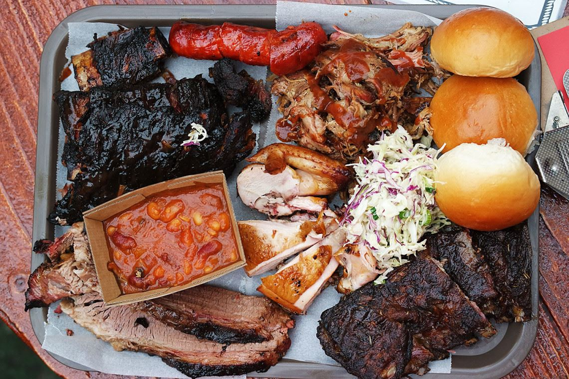 The best sydney spots for american style barbecue for American style cuisine