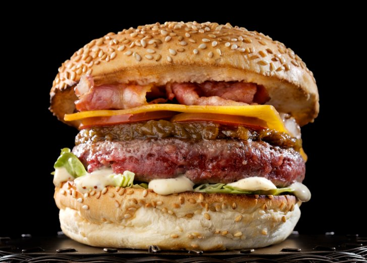 May Day >> Around The World In 29 Burgers