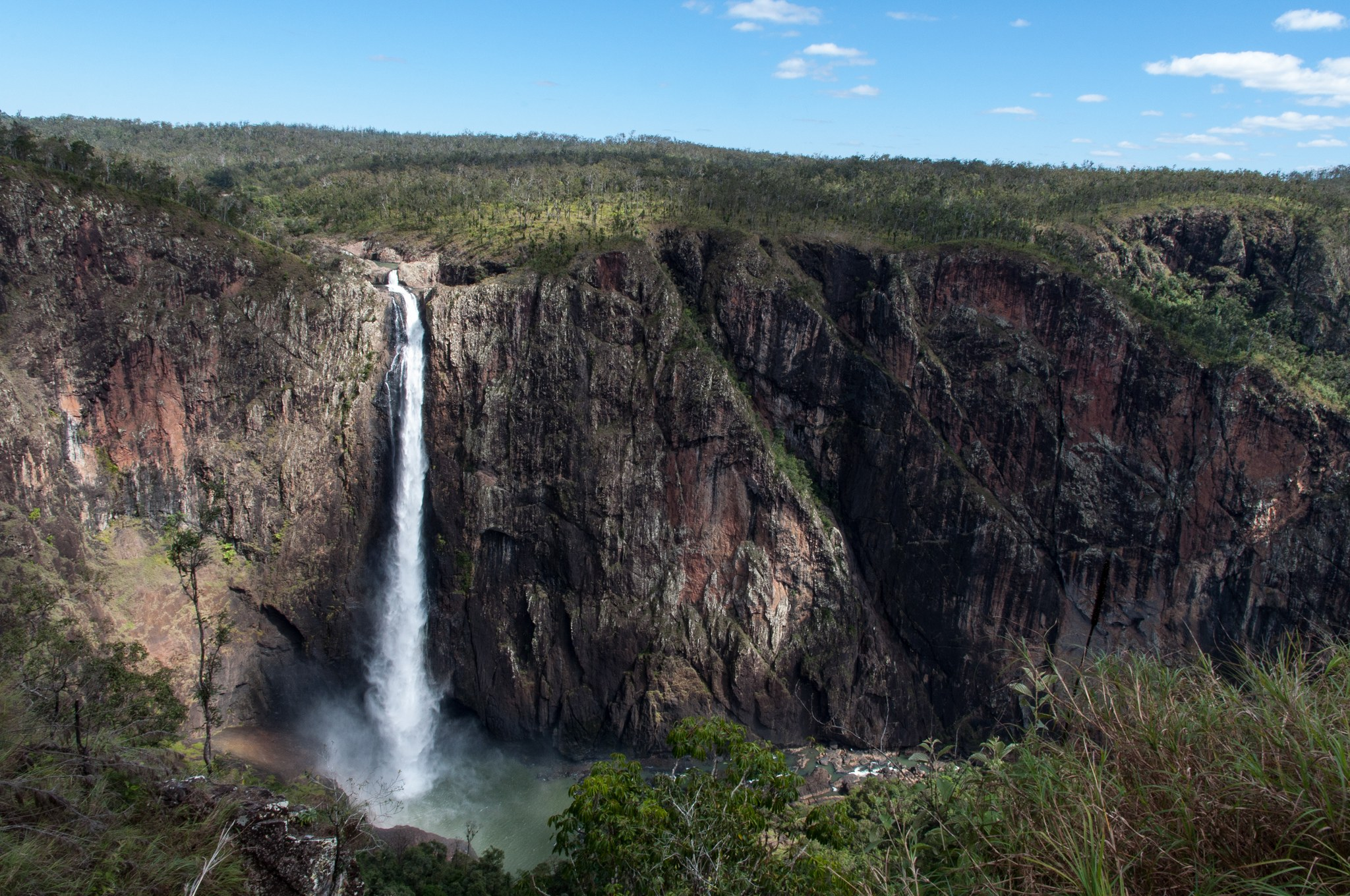 The 6 Best Waterfalls In Tropical North Queensland | AWOL