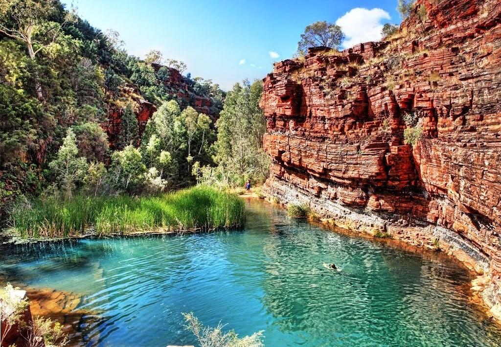 This Lush Oasis Is Australia S Best Kept Secret Awol