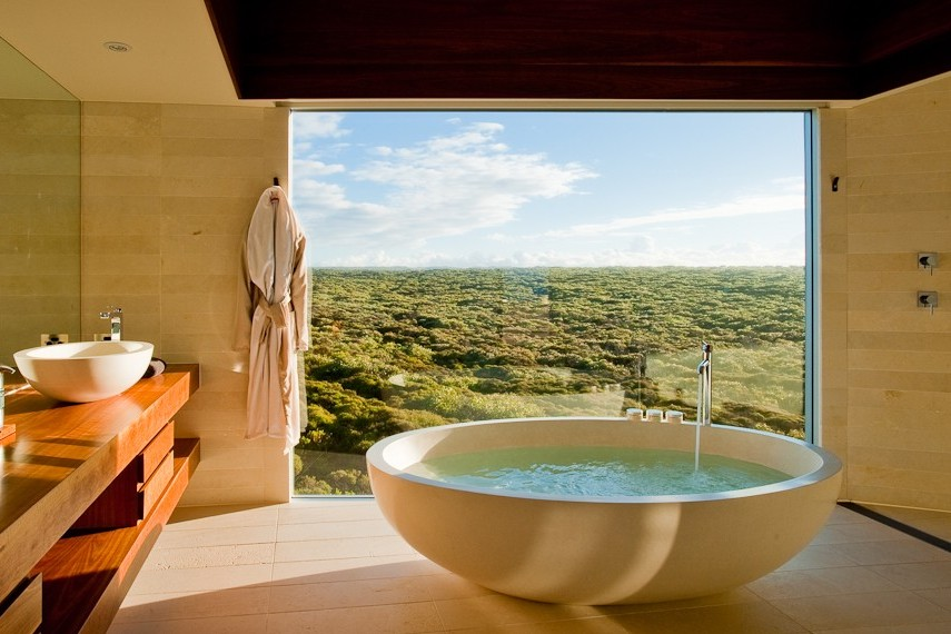 the 7 best bathtub views in australia