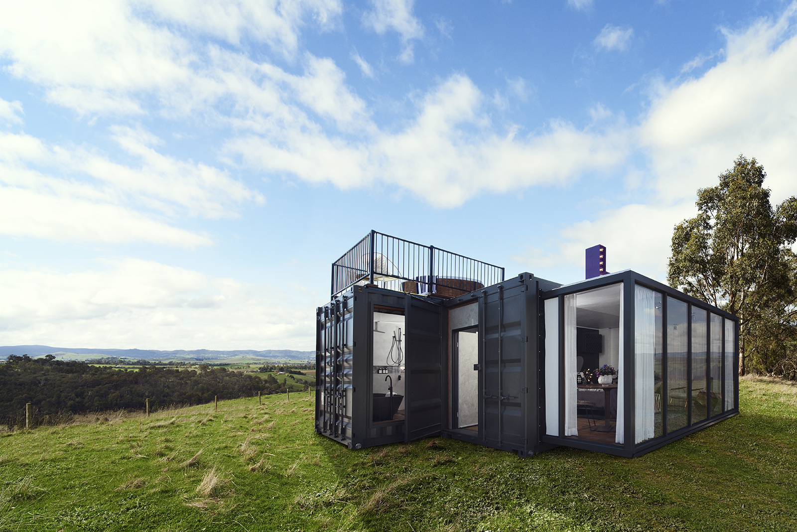 Your Dream Hotel Has Popped Up On A Secret Hillside In The