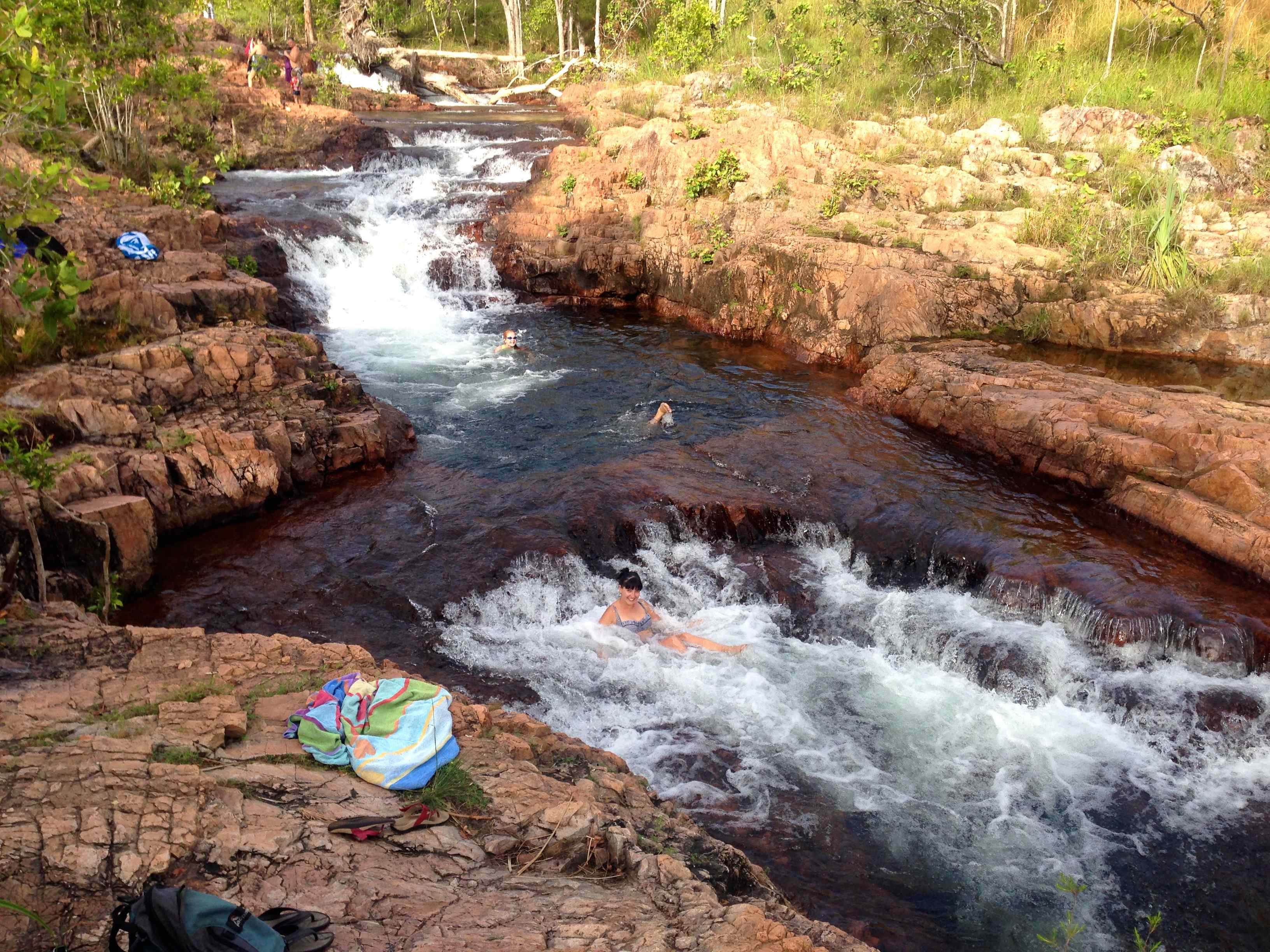 The Best Swimming Holes Near Darwin - 10 best sights of litchfield national park