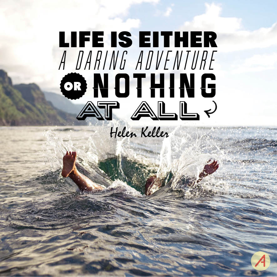 Sydney Travel Quotes: Words To Move You: Helen Keller