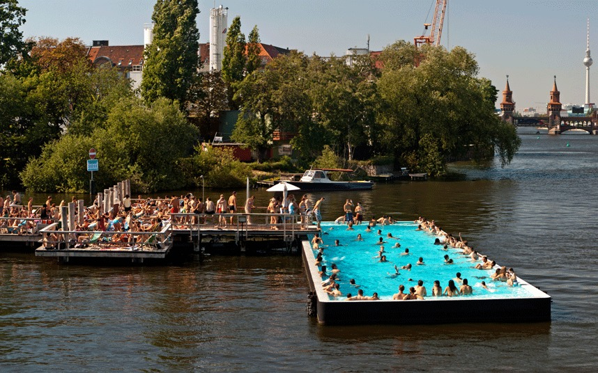 the 5 most unique swimming spots in berlin. Black Bedroom Furniture Sets. Home Design Ideas
