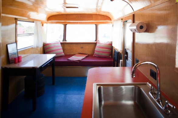 This Vintage Caravan & Camping Hotel Is The Coolest Place Ever