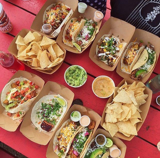 Poblano S Taco Food Truck