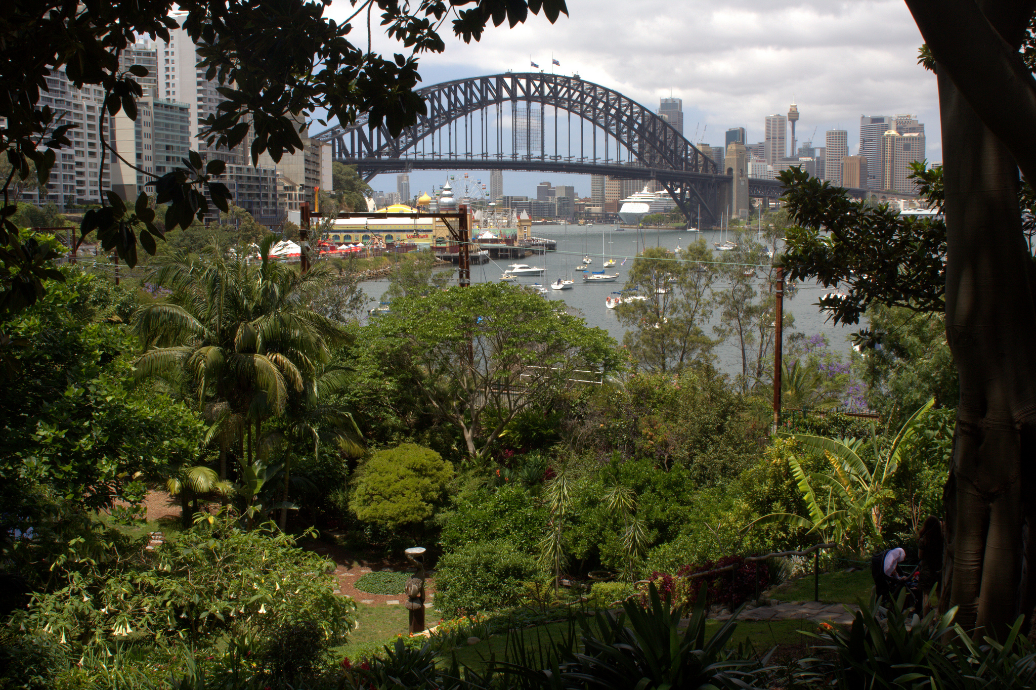 The Top 5 Secret Gardens In Sydney