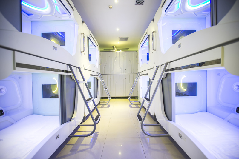 Australia Is Getting Its First Capsule Hotel