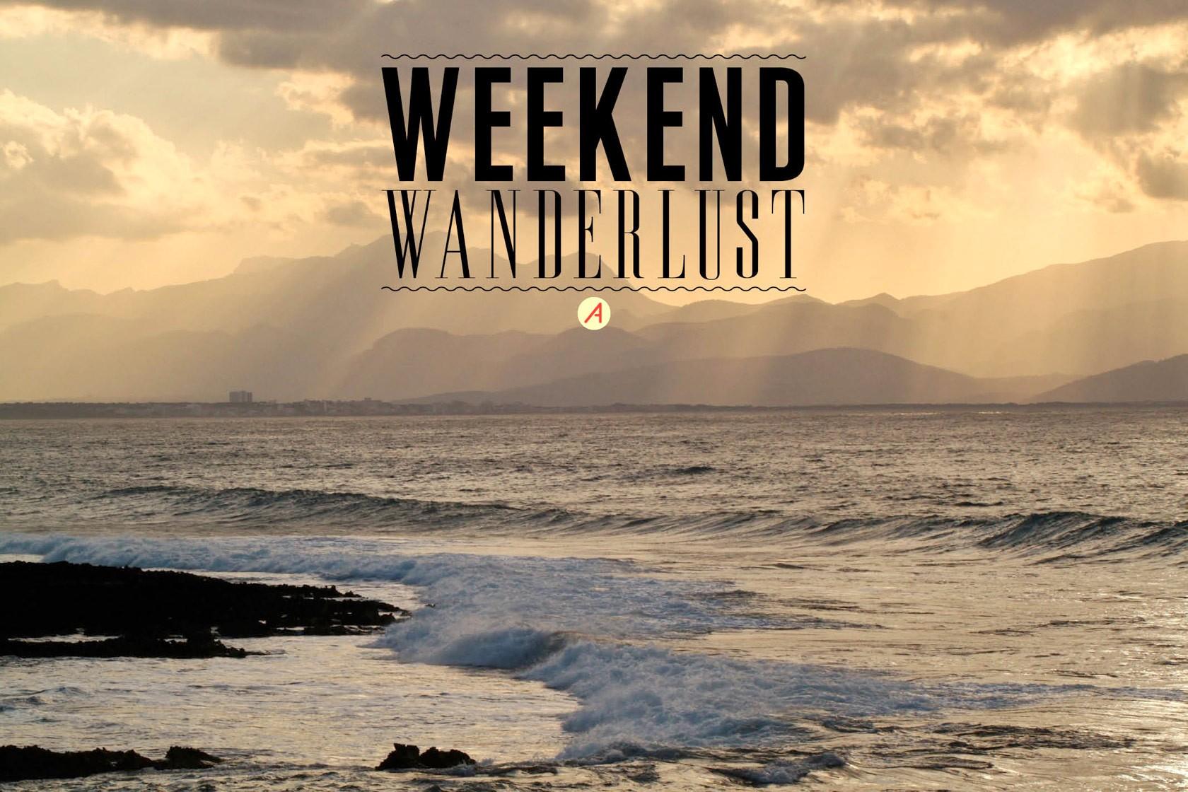 A Perfect Getaway Quotes Amazing weekend wanderlust: sarakiniko beach, greece