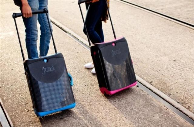 Good News Guys Those Ride On Suitcases Now Come In Adult Size