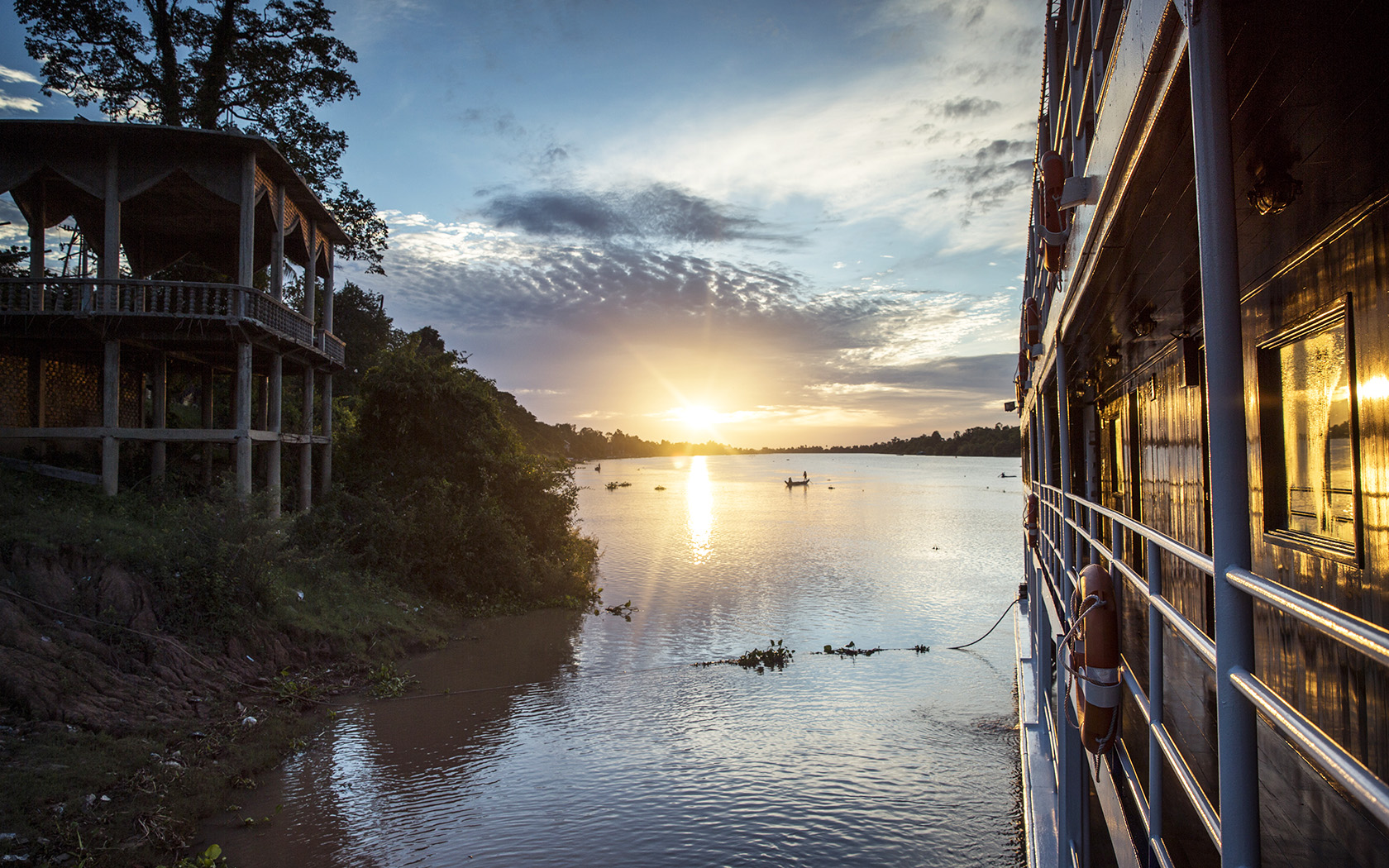 From A Boat Might Just Be The Best Way To See Vietnam And Cambodia