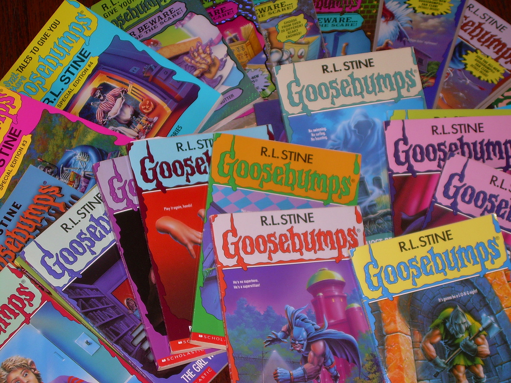 Fans Of RL Stines Iconic Book Series Goosebumps Will Finally Have Something To Look Forward After Years Silence From The Franchise