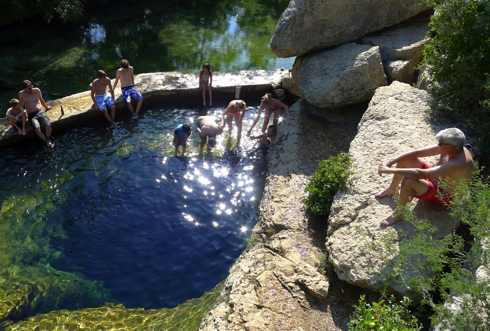 The 10 Best Swimming Holes In The World