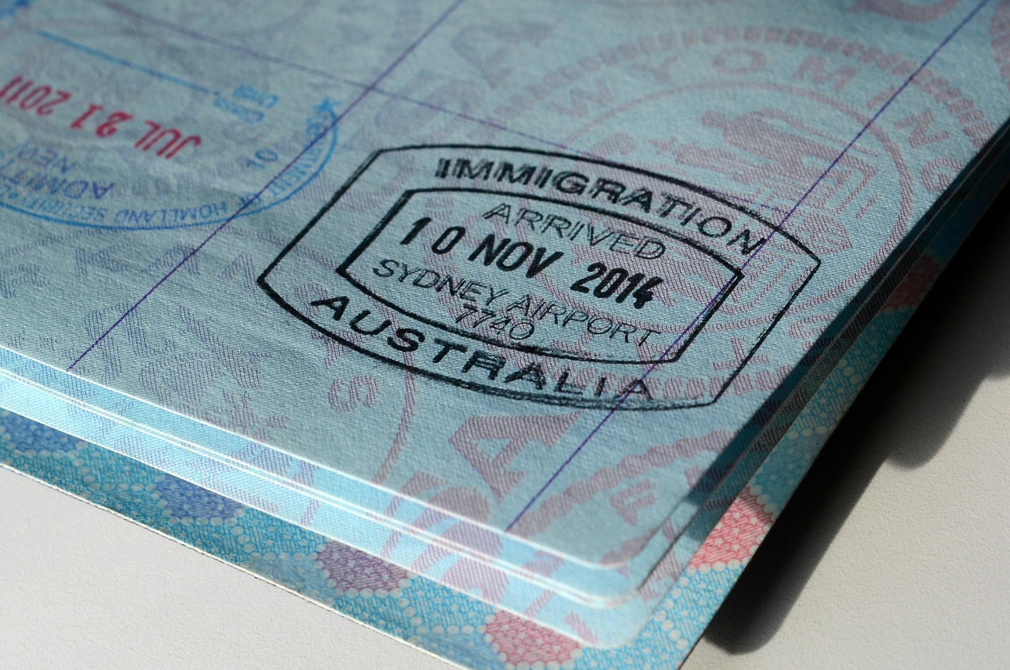 how to play passport to australia