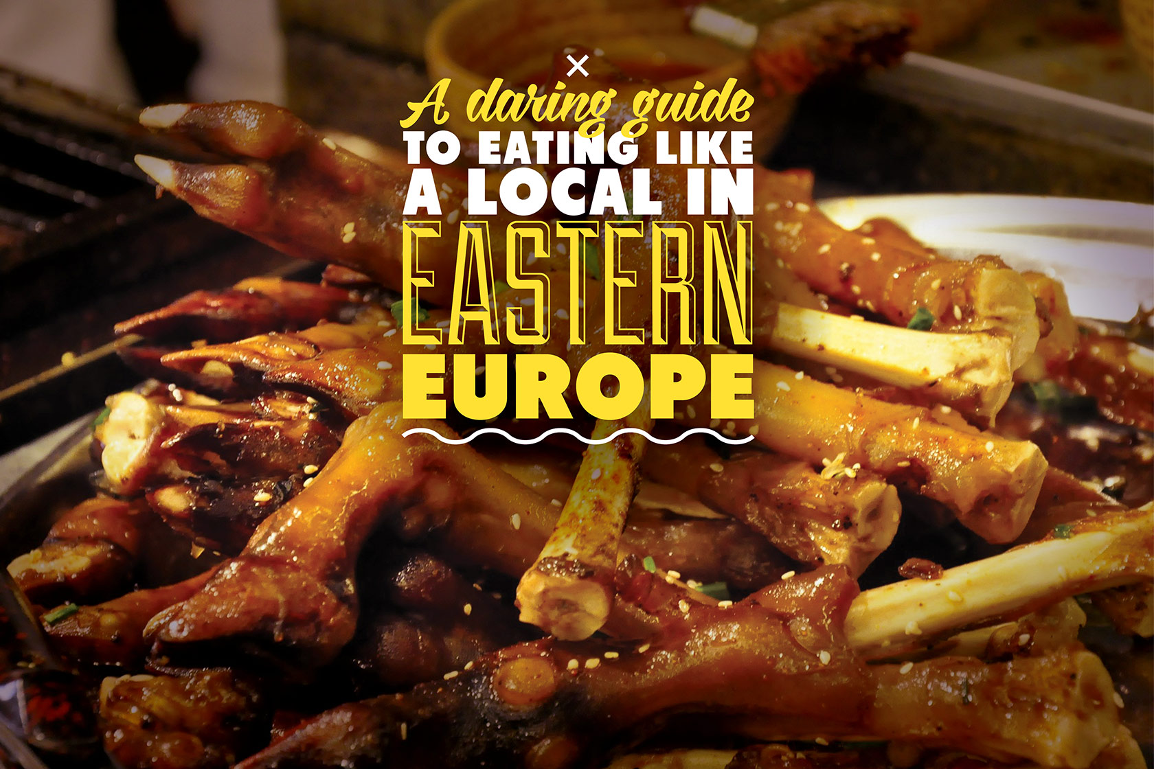 Bon appetit: bad eating habits of Russians, who enrage foreigners 30