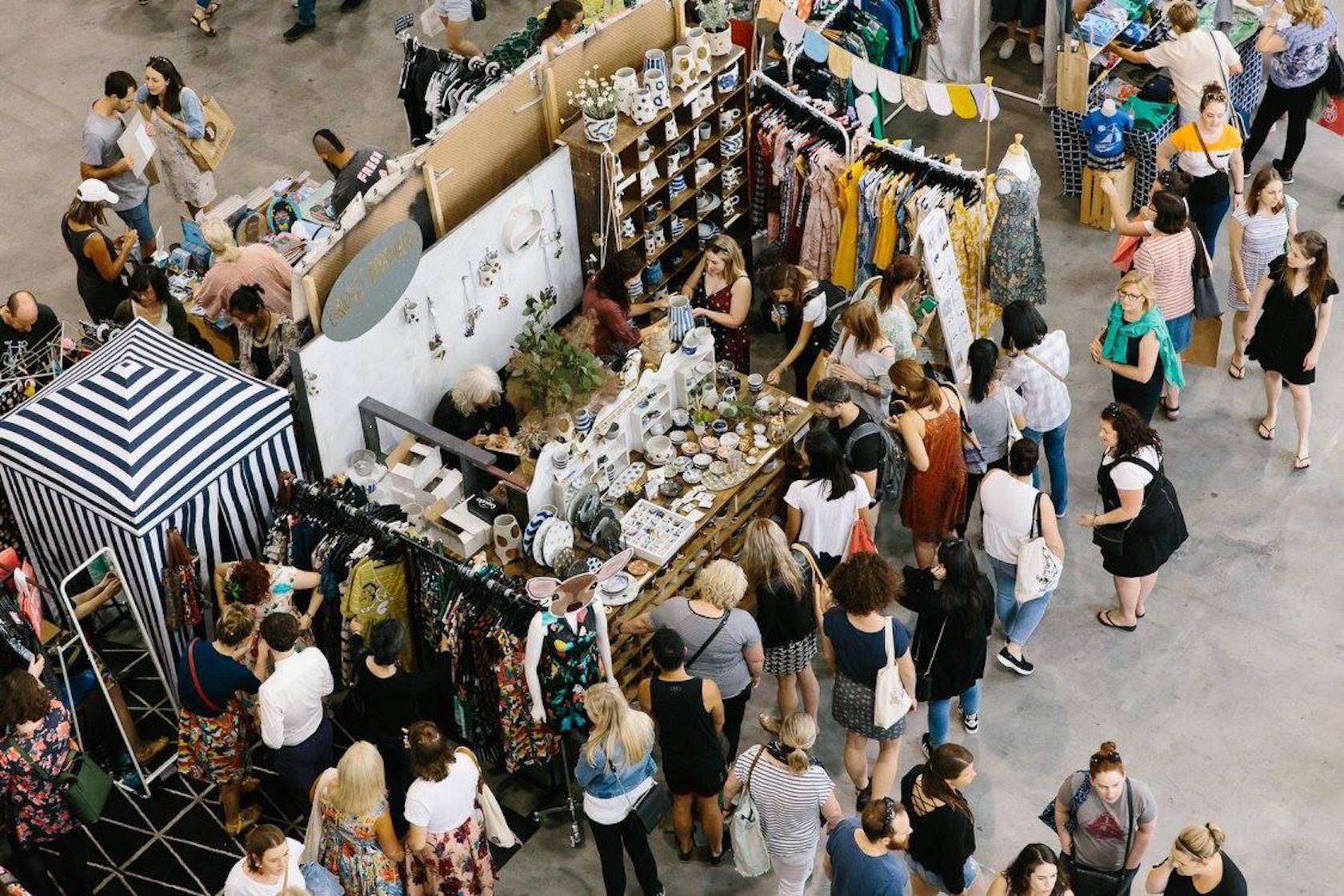 Shop 'Til You Drop At 11 Of Sydney's Coolest Weekend Markets