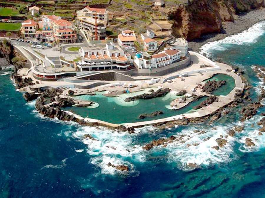 Wish You Were Here Aqua Natura Hotel Madeira Island