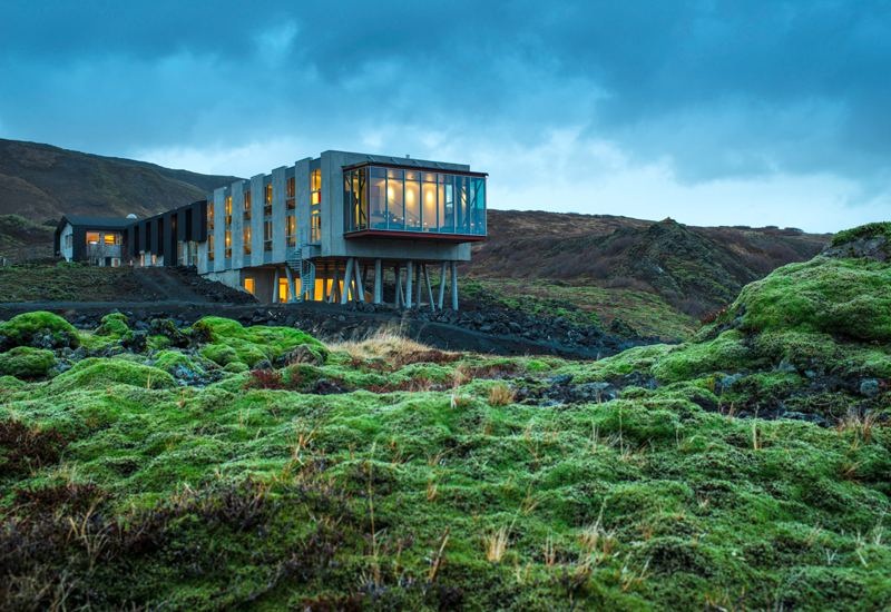 Wish You Were Here: ION Luxury Adventure Hotel, Iceland