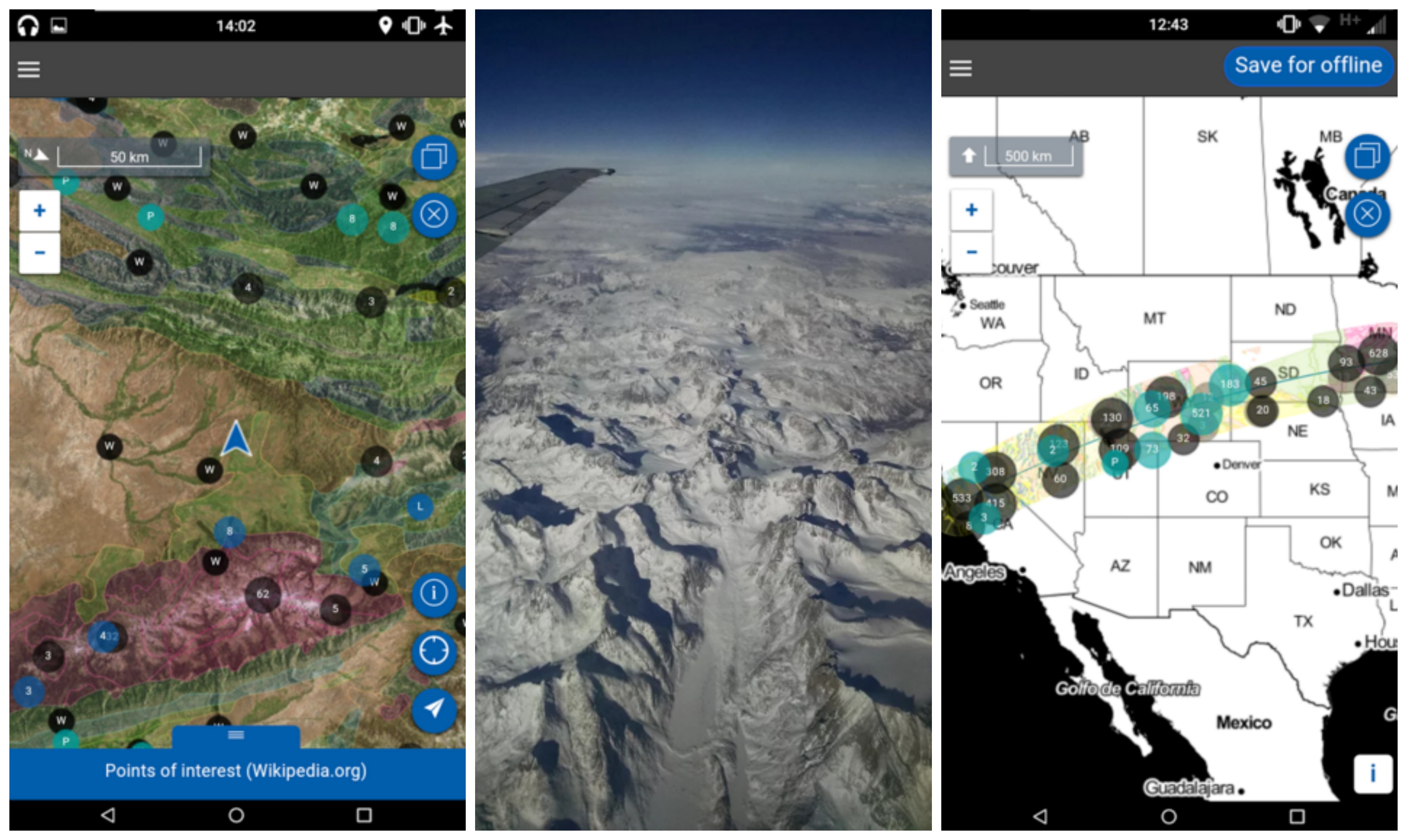 There 39 s an app that tells you what landmarks you 39 re flying for App that tells you what is in a picture