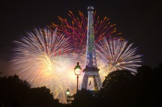 Just came back from the fireworks display at La Tour Eiffel. How did you spend Bastille Day? www.tours.alexanderjebradley.com