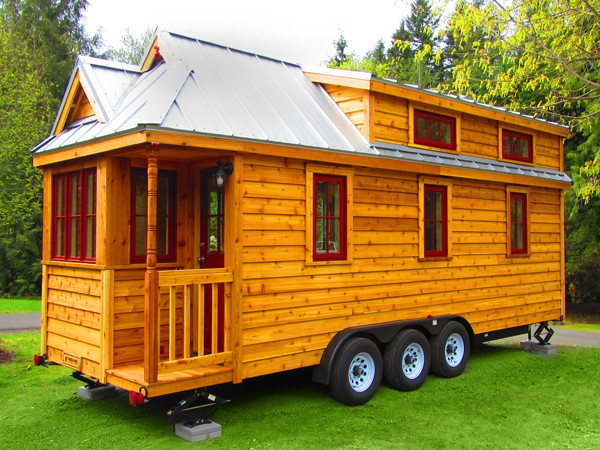 Stupendous The Tiny House Movement Is Getting Its Own Holiday Village Awol Largest Home Design Picture Inspirations Pitcheantrous