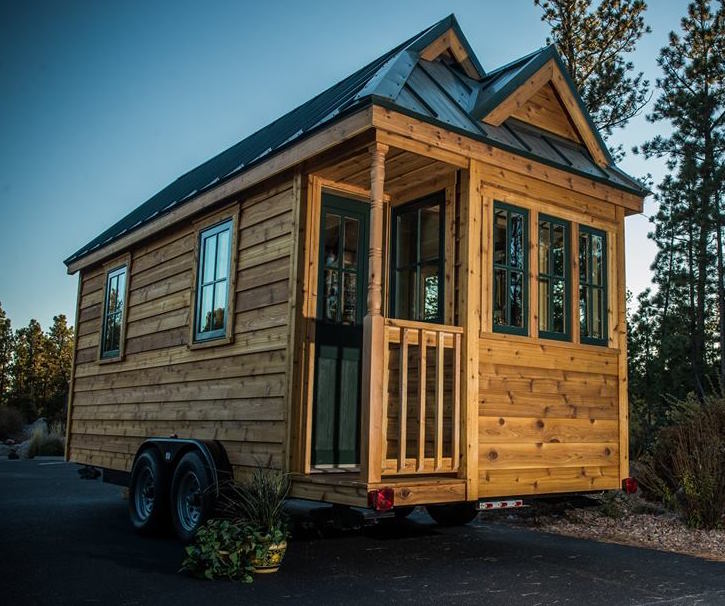The Tiny House Movement Is Getting Its Own Holiday Village AWOL