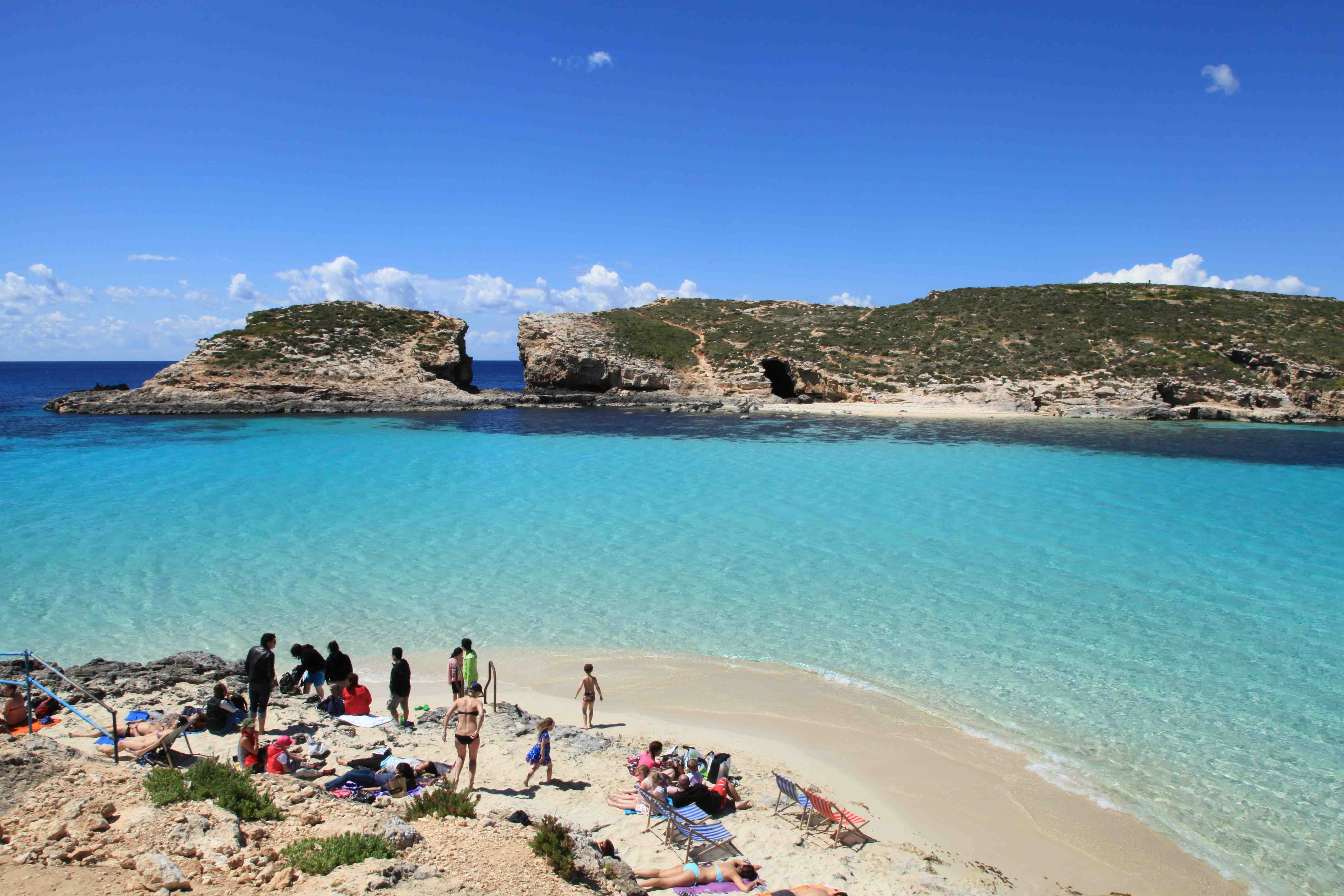 Malta S Blue Lagoon Proves Heaven Really Is A Place On Earth