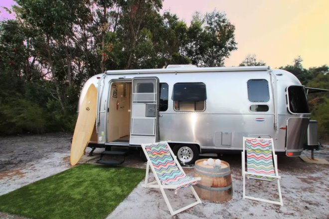 Here Are 8 Vintage Caravans You Can Book In Australia
