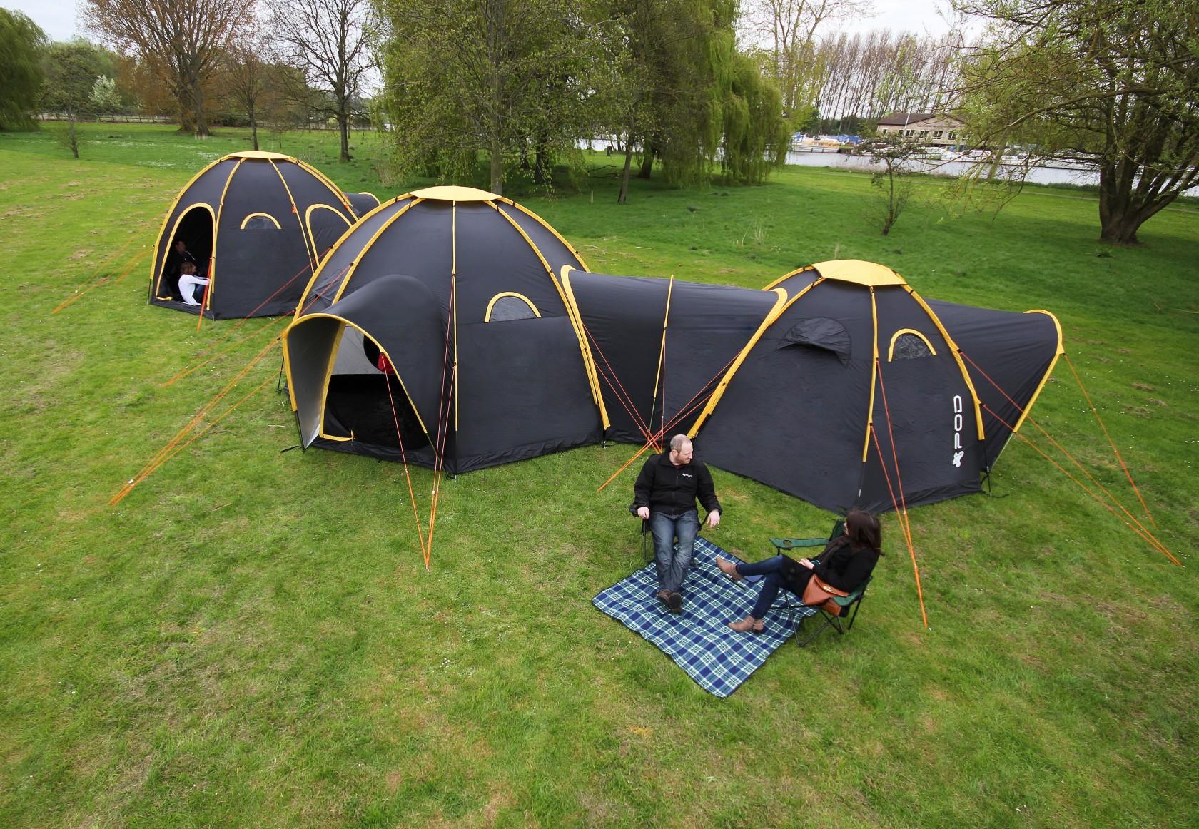 & Yep Thatu0027s An Infinity Tent