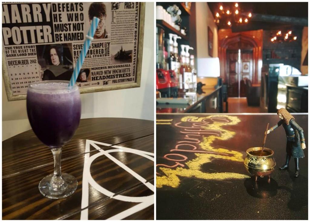 Turners Corner Cafe Menu