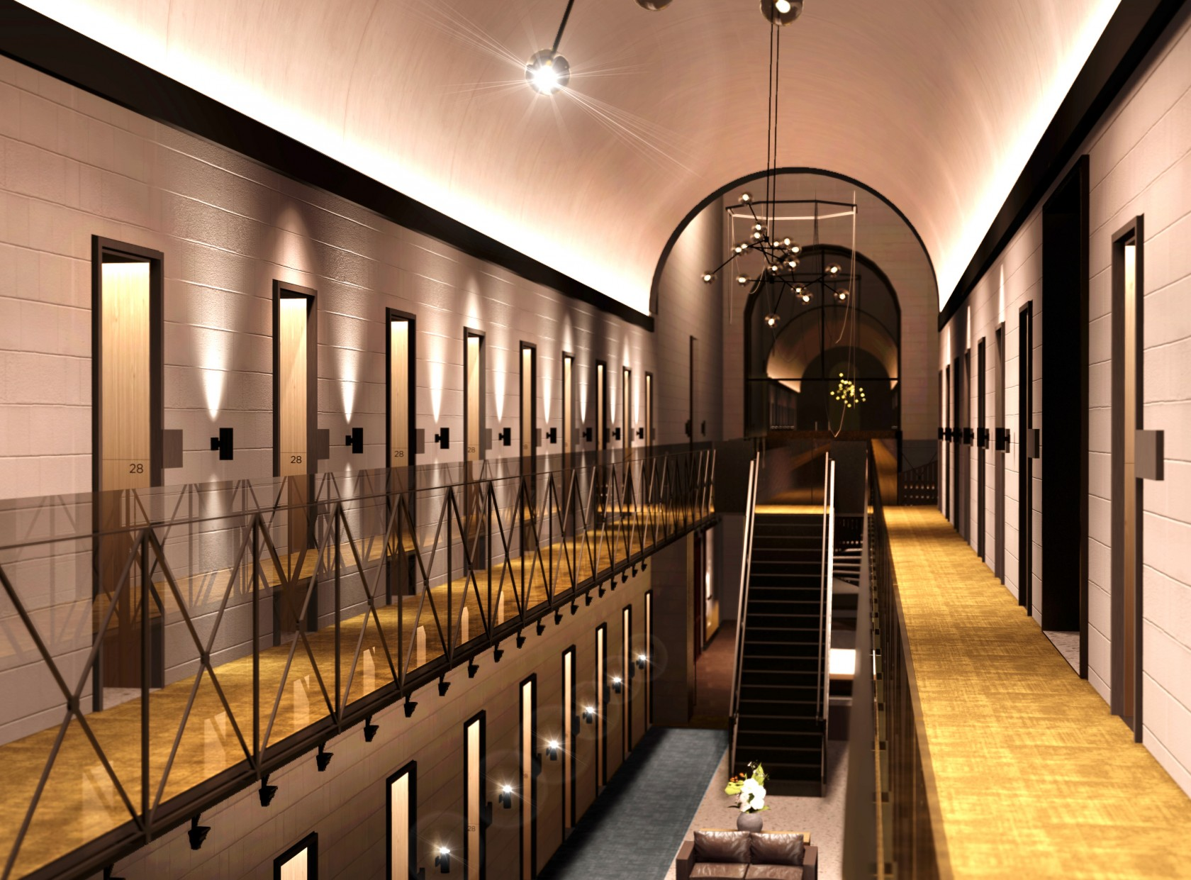 An Abandoned Melbourne Prison Is Going To Be Turned Into A Fancy Hotel