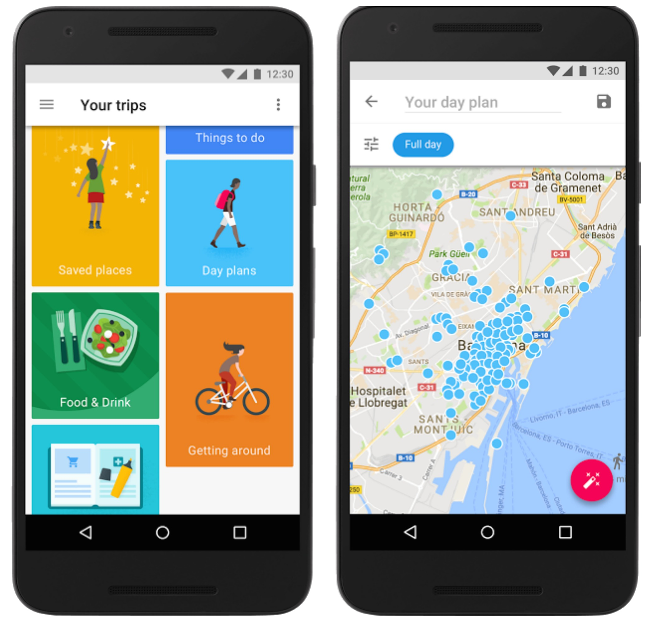 The New Google Trips App Pretty Much Plans Your Holiday For You