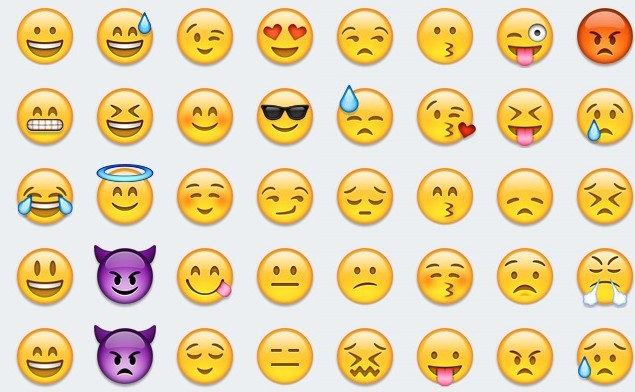 The World's First Ever Emojis Will Be Displayed At MoMA In NYC