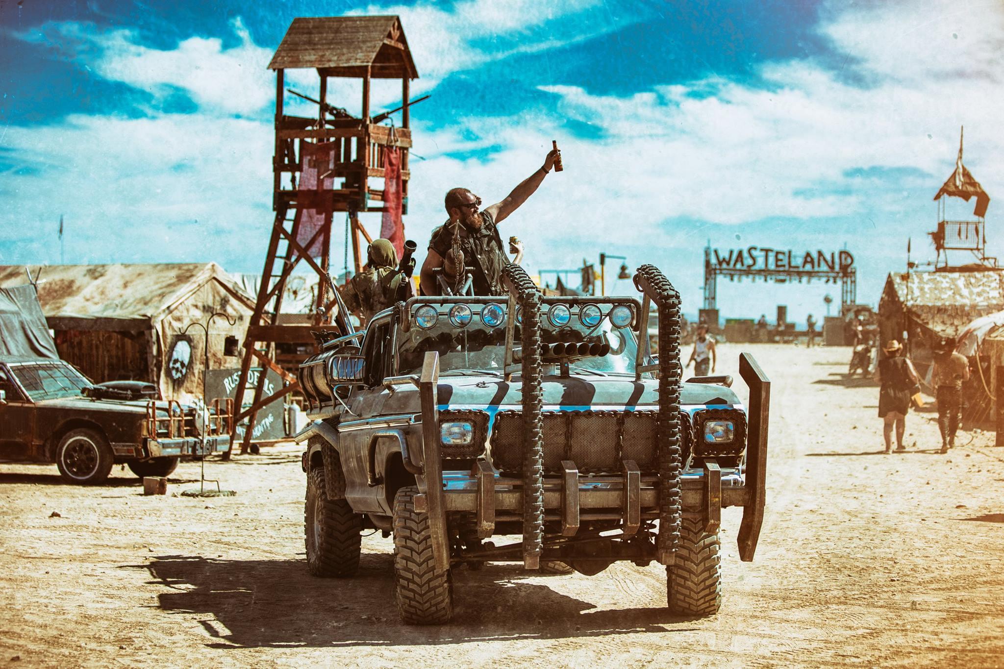 a2287e76b9c A 'Mad Max' Festival Happened & It Looked Pretty Unreal