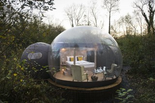 Adventure You Can Spend A Night In These. & Book A Night At The Insanely Beautiful Bubble Hotel Bali