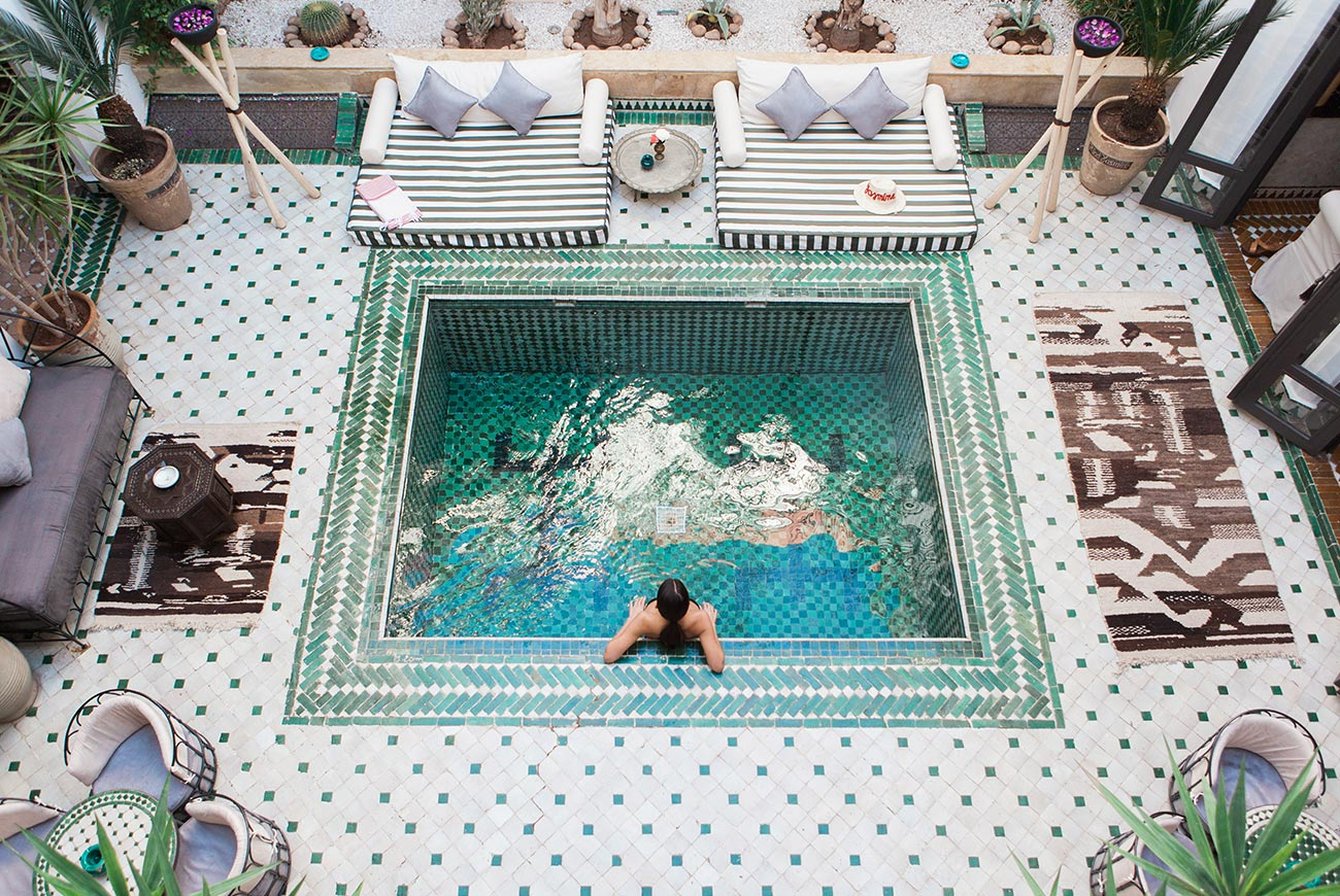 Is This The Most Instagrammed Pool In The World