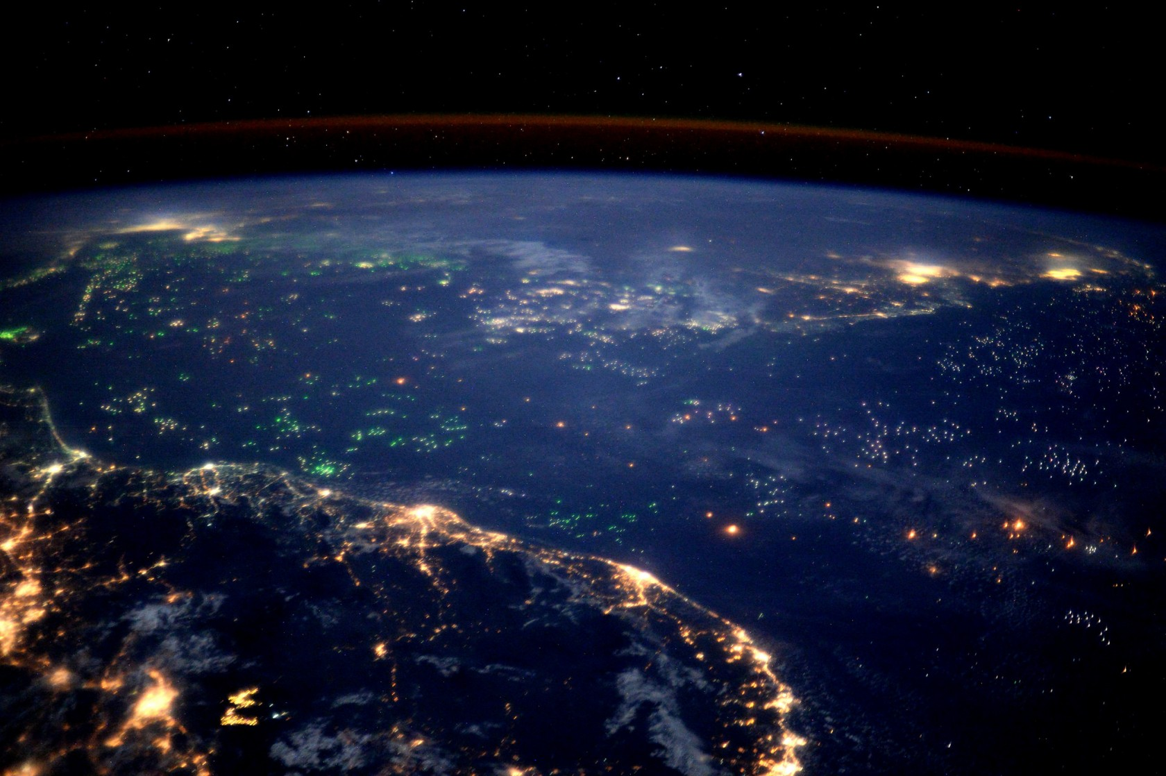 Here's How The Earth Looks From Space | AWOL