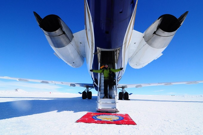 Check Out Antarctica S Only 5 Star Hotel