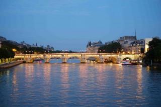 Terri Coad - Paris - Seine 1