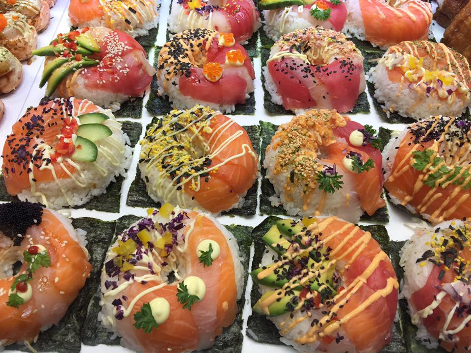 Now You Can Get Sushi Doughnuts In Sydney Too