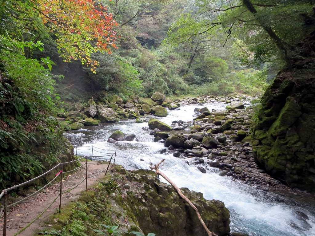 river in japanese