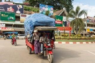 Burmese-border