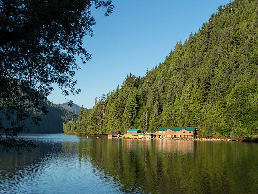 Lodge For Sale Vancouver Island