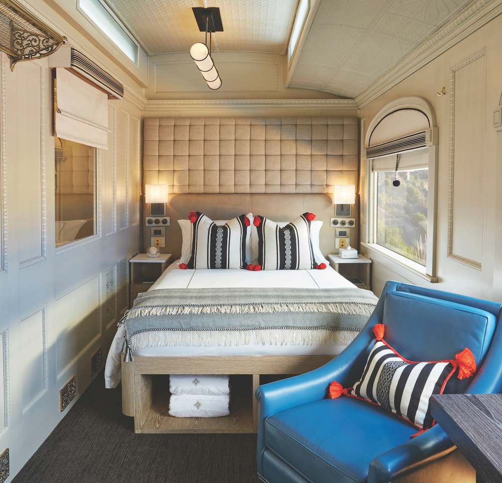 American Luxury Train Travel