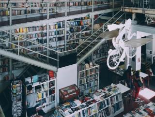 LX factory bookshop
