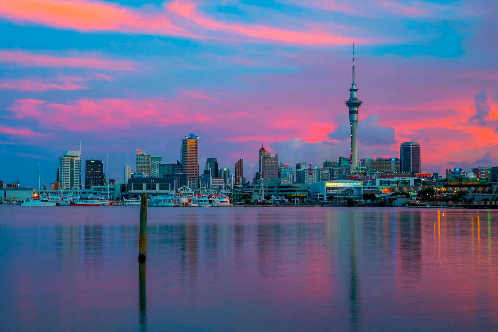 North Island New Zealand Seasons