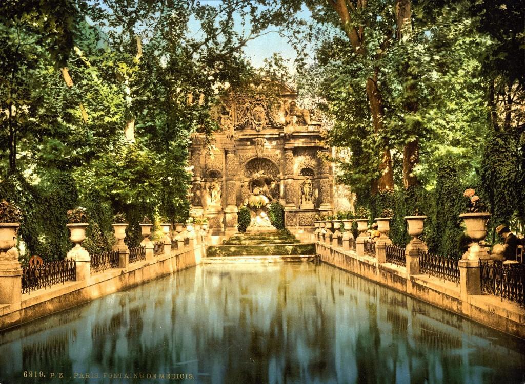 Najlepši nacionalni parkovi sveta - Page 2 Luxembourg_Gardens_the_Medici_fountains_Paris_France_ca._1890-1900-1024x750
